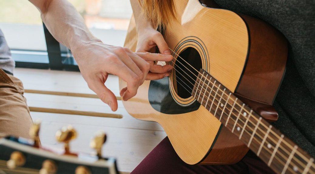 instrument de musique lecon